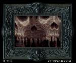 SkullWall